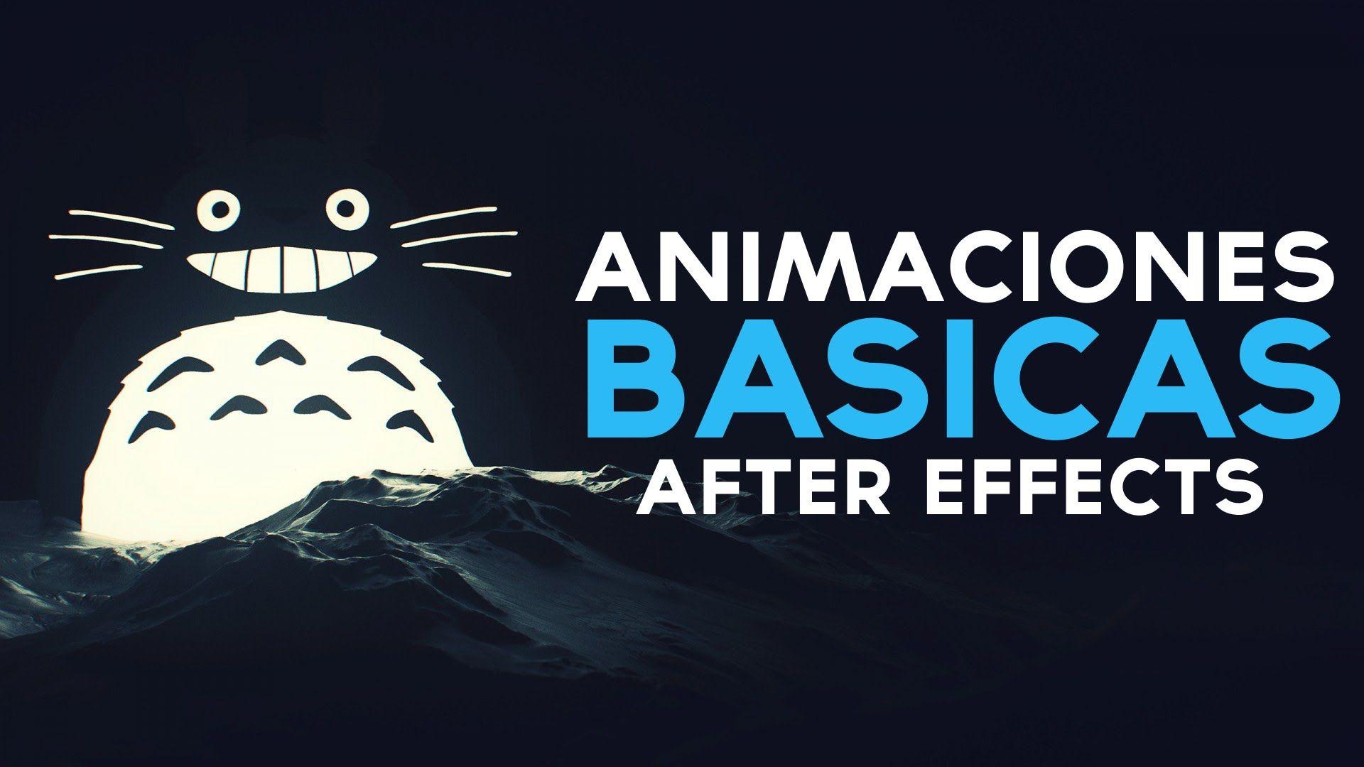 Hola En Este Video Tutorial Aprenderemos Un Poco Mas Sobre Animaciones Basicas En After Effects No Olvides Su Editor De Imagenes Como Animar Animacion Digital
