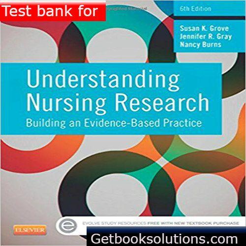 Test bank understanding nursing research building an evidence test bank understanding nursing research building an evidence based practice 6th editiongray download fandeluxe Gallery
