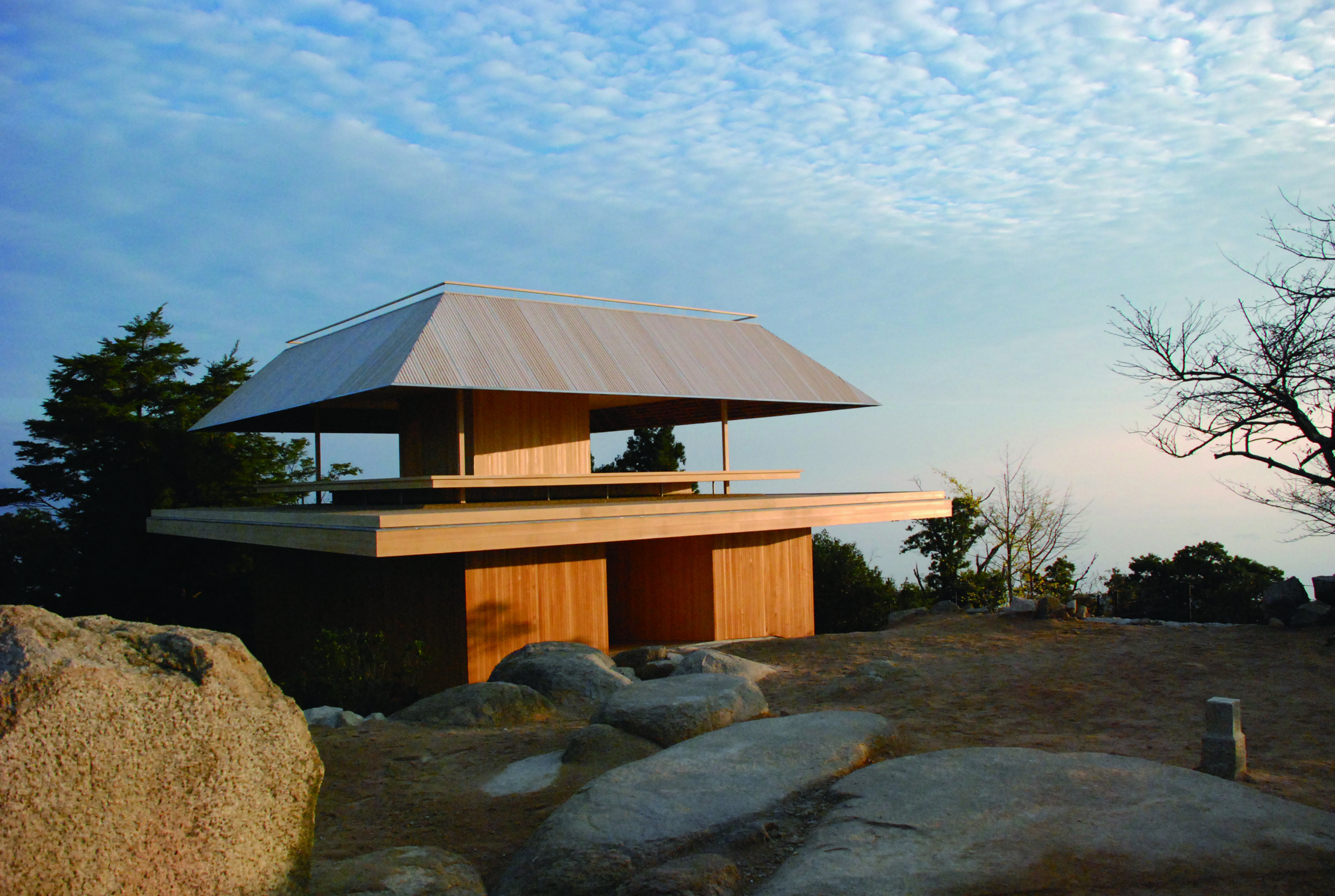 Hiroshi Sambuichi The nature of architecture Times Architecture