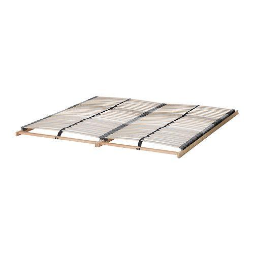Lonset Slatted Bed Base Queen Ikea Bed Slats Malm Bed Frame