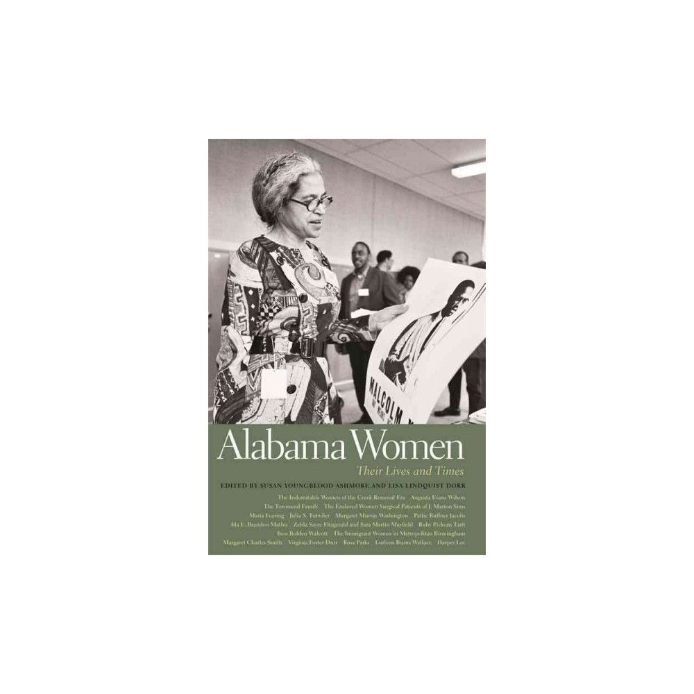 Alabama Women : Their Lives and Times (Hardcover)