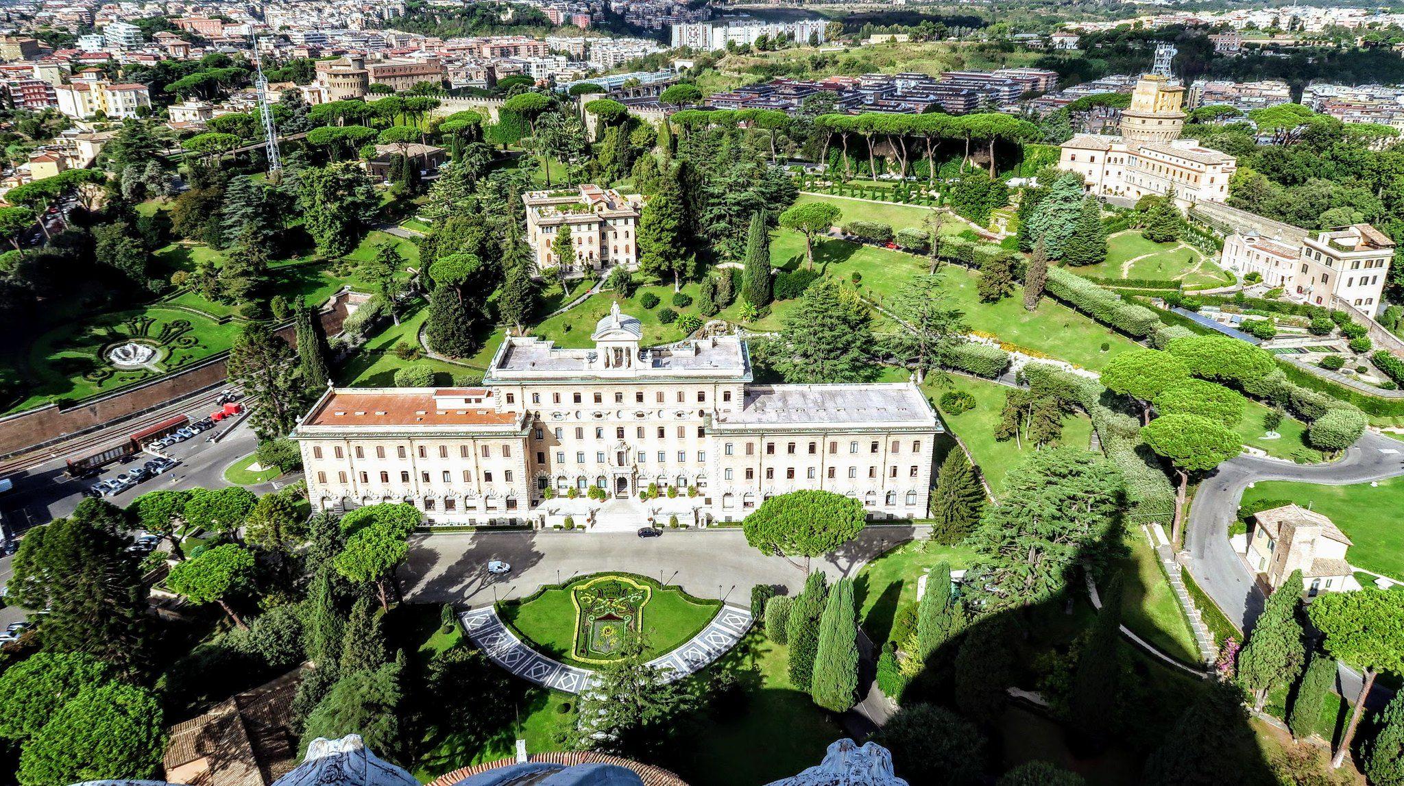50d0894522190154f94f441417de7715 - Vatican Gardens And Vatican Museums Tour