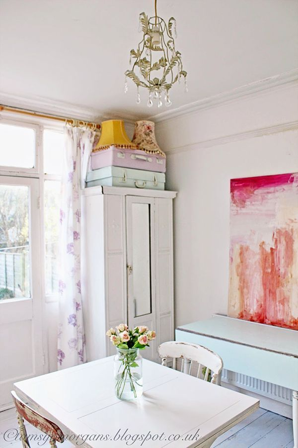 Tamsyns glorious Shabby Chic Home Decorhttpwwwhearthandmade