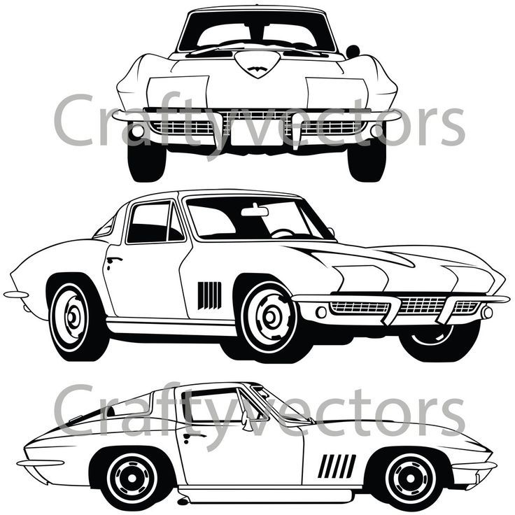 1967 Corvettes Sport Cars in 2020 Corvette, Chevrolet