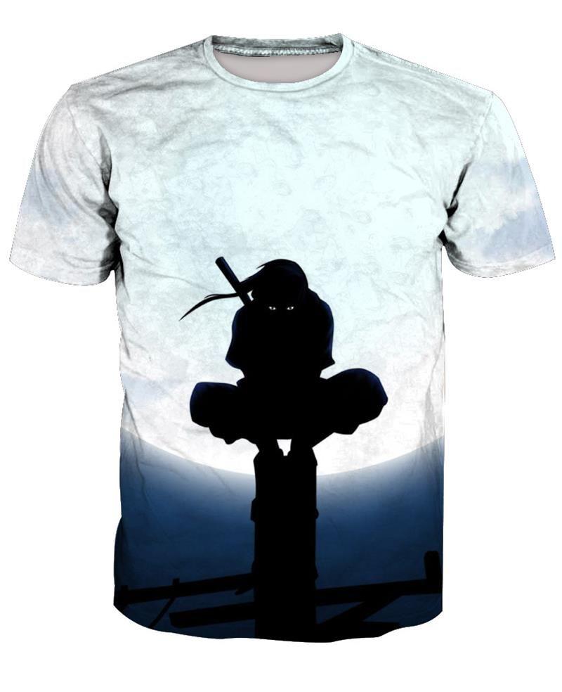 5eb211ed4 Naruto Classic Printed T-Shirts | T-shirts | Naruto, Shirts, Anime ...