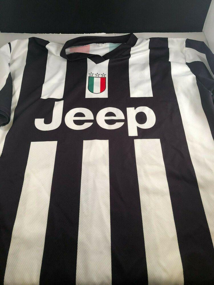 premium selection 8659e 08ba6 CARLOS TEVEZ JUVENTUS ITALY SOCCER FOOTBALL SHIRT JERSEY #10 ...