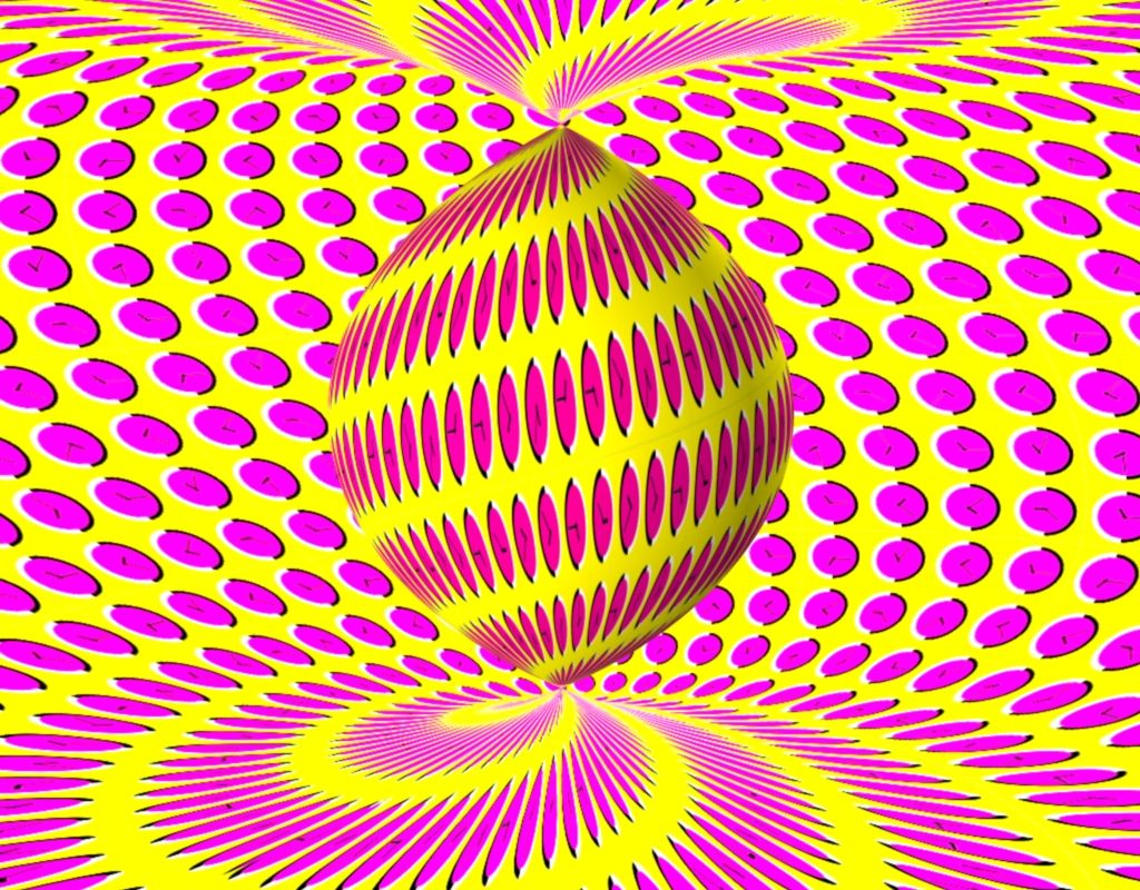Optical Illusion 3 D Moving Picture Dj Souray Optical