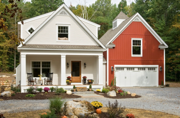 Witt Construction | Woodard Rd | Barn Attached To House | Houses ...