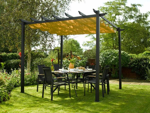 tonnelles pergola l 39 art de la ferronnerie au jardin pinterest pergola couvertures et. Black Bedroom Furniture Sets. Home Design Ideas