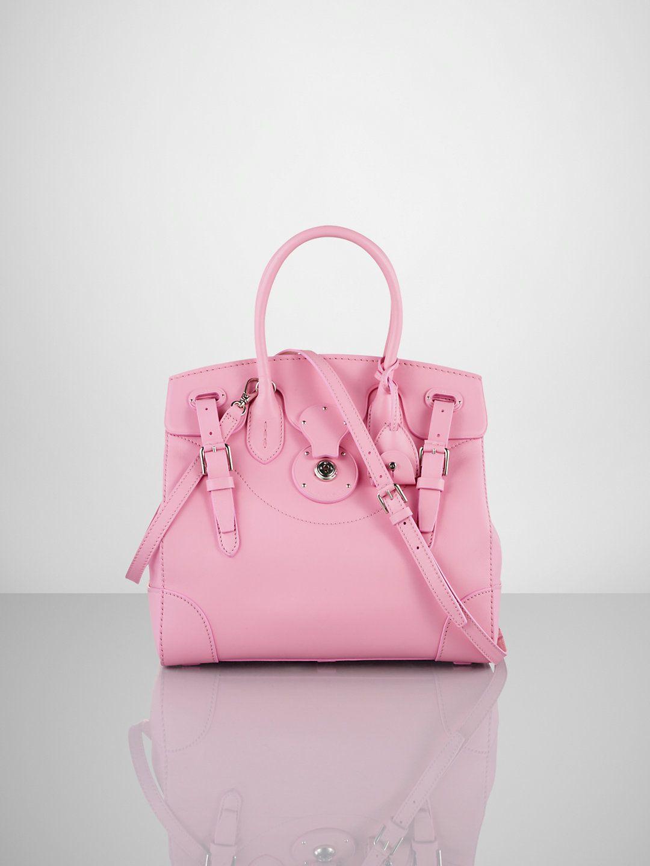 Pink Pony Soft Ricky - The Soft Ricky Bag Women - RalphLauren.com
