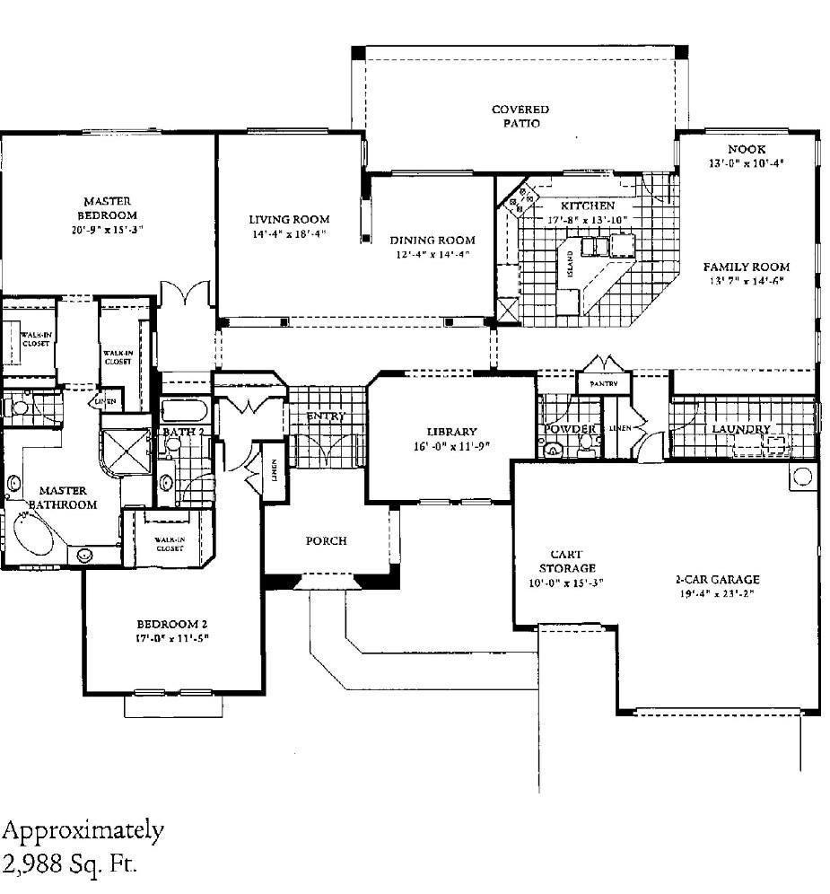 Sun City Grand Kensington Floor Plan Del Webb Sun City Grand Floor Plan Model Home House Plans Floorplans Models In Surprise Floor Plans Sun City Sun City Az