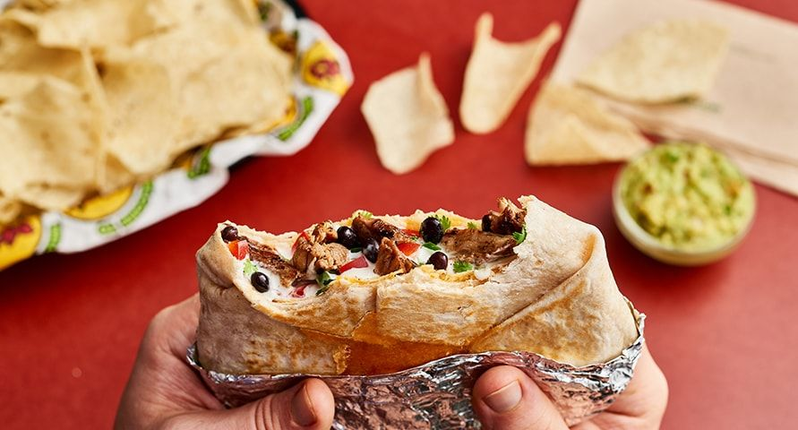 Southwest Wraps Moe S Southwest Grill Wrong Doug Stack Free Taco Eating Tacos Food Critic