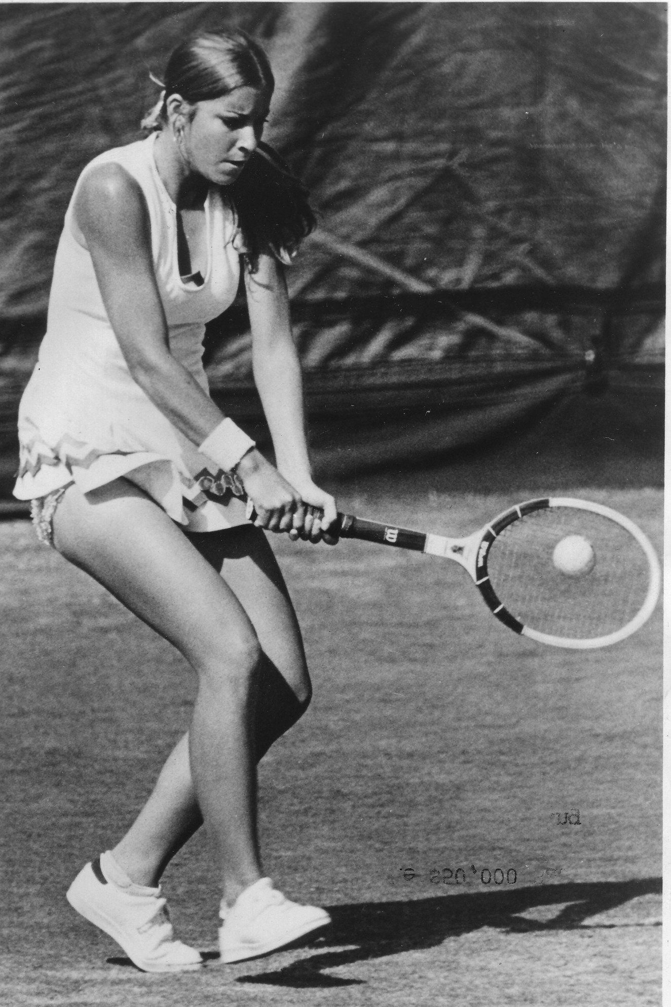 chris+evert+young Chris Evert in the 1970s 'It was the