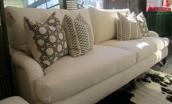 Superbe This Temo 2 Cushion Sofa, Lee Industries At Urban Country In Bethesda