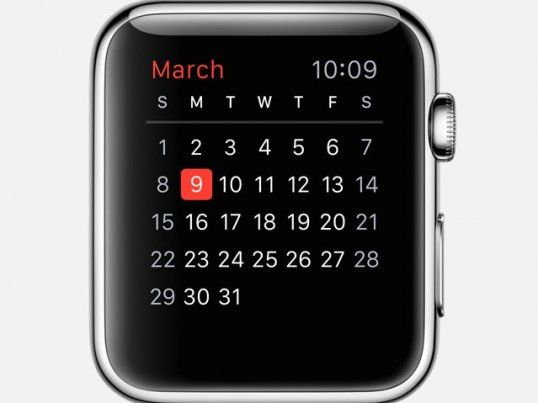 The Best Calendar App For The Apple Watch Isn T Made By Apple