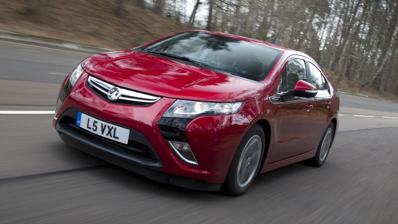 Image result for vauxhall ampera (With images) Hybrid