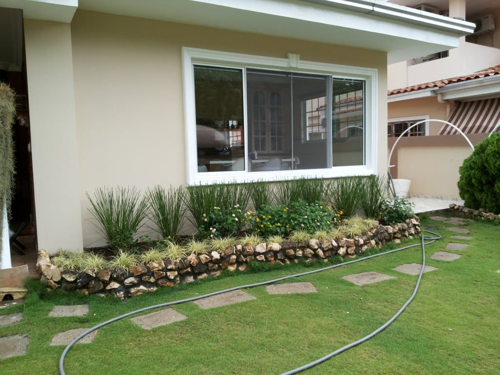 Private residence panama city tropical style garden by