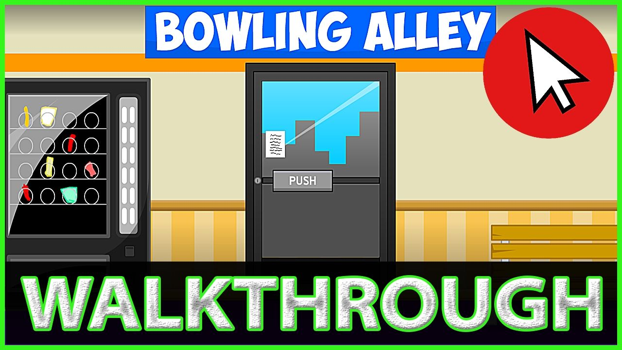 New Free Online Game Toon Escape Bowling Alley gaming