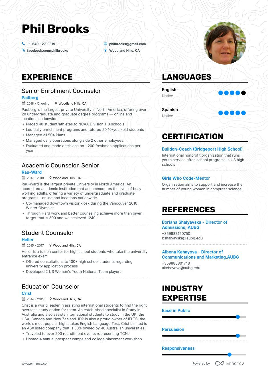 DOWNLOAD Counselor Resume Example for 2020 Resume