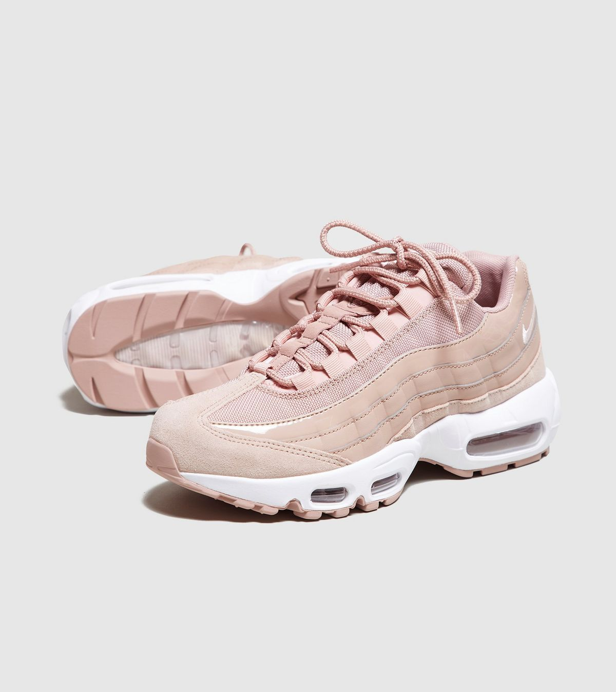 nike air max 95 frauen rose