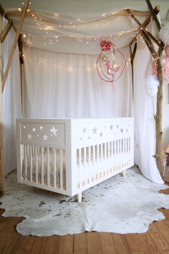 Chambre Bebe Boheme Pour Enfant Epanoui Bohemian Baby Nurseries