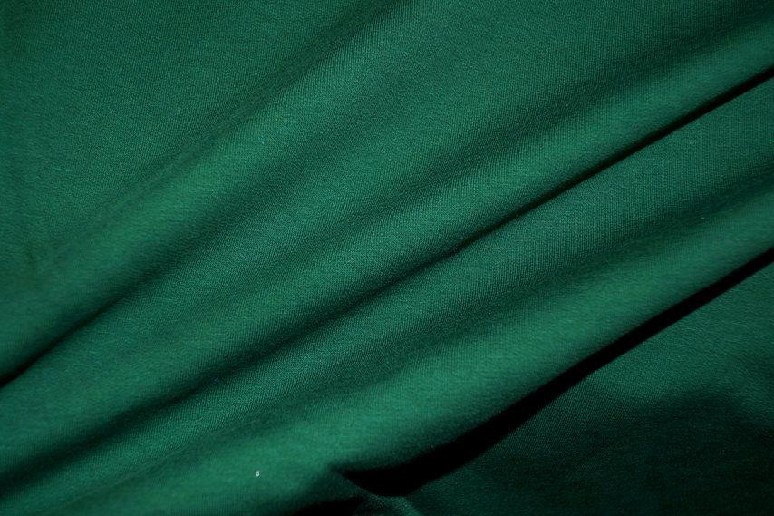 NB 2188-026 Sweattricot donkergroen? De Stoffenkraam > Tricot online bestellen.