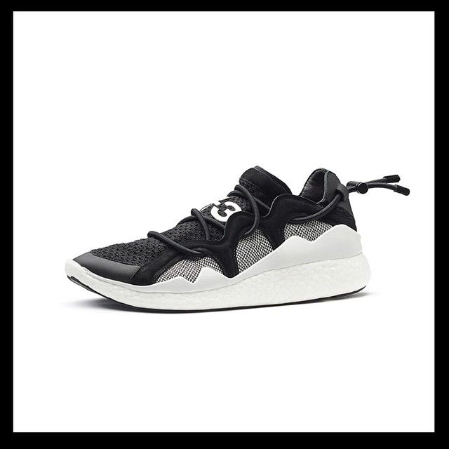 1385db0310d25 Easy breezy summer. The Y-3 S S15 Toggle Boost (B26334)  adidas  y3 ...