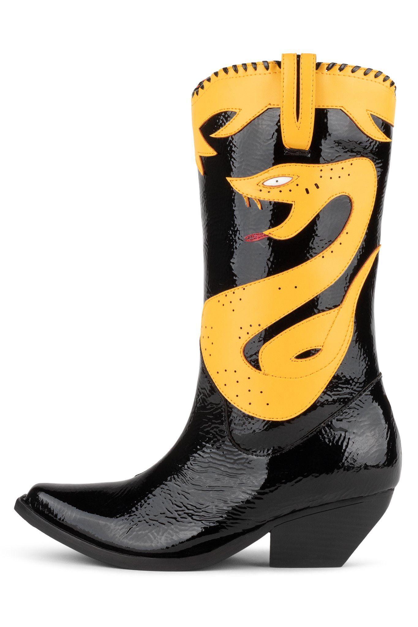 Kllrcobra Boots, Western boots, Mid calf boots