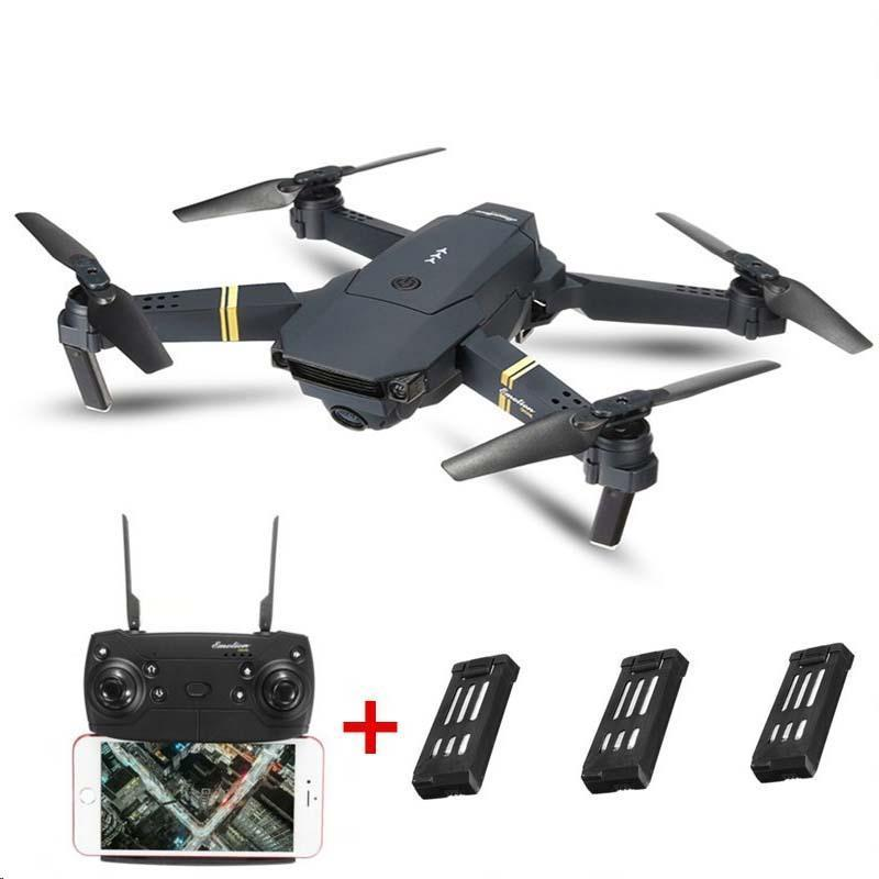 Mini-Drohne RC Quadrocopter WiFi 2MP HD Kamera FPV 6 Achsen Gyro Hubschrauber