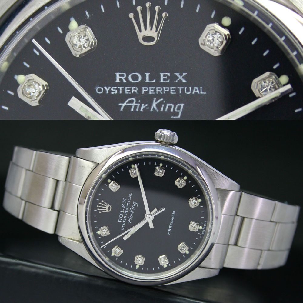 Pin by good life stock on watch you in 2020 Rolex air