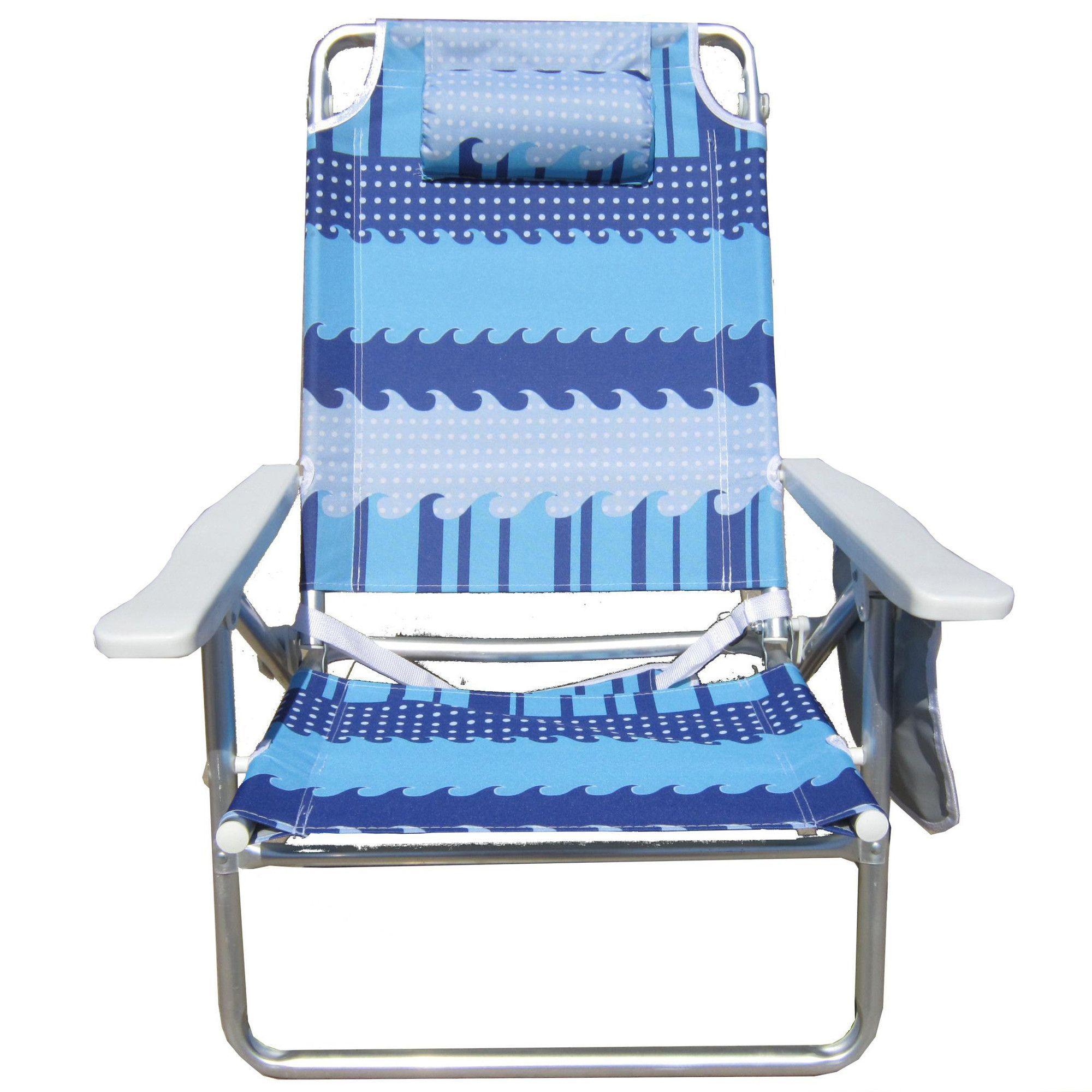 Reclining/Folding Zero Gravity Chair with Cushion