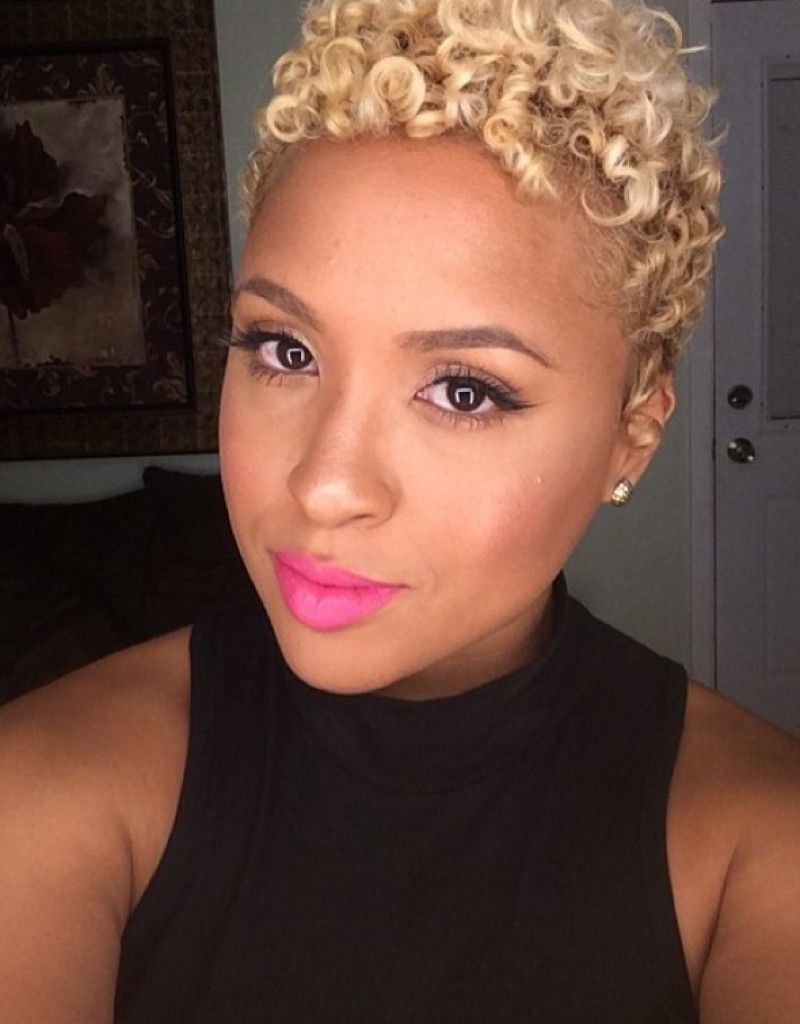 image result for african american hairstyles for short length hair