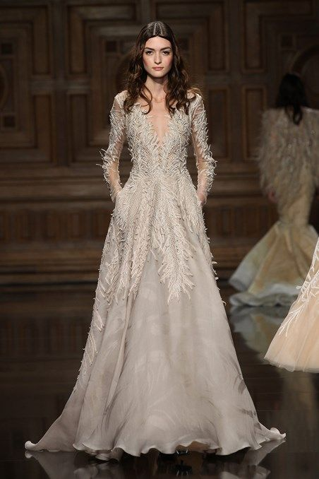 Tony Ward Fall 2016 Couture Fashion Show