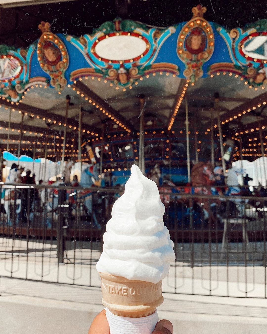 🎠🍦dole whip for breakfast - day made . . .