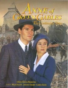 Anne Of Green Gables The Continuing Story Green Gables Anne Of