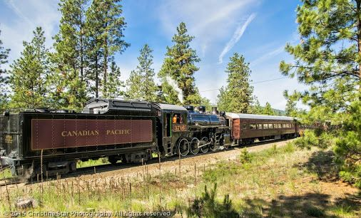This locomotive was originally built in 1912 by Montreal Locomotive Works as…