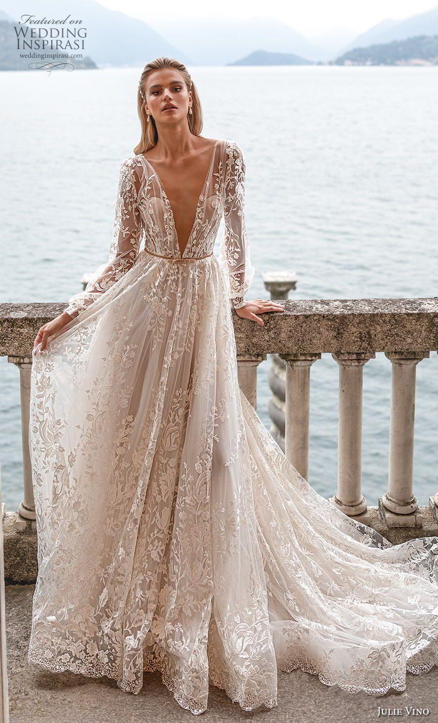 Luce Sposa 2020 Wedding Dresses Greece Campaign Bridal Collection Wedding Inspirasi Elegant Wedding Dress Modest Wedding Dresses Wedding Dress Guide [ 1485 x 900 Pixel ]