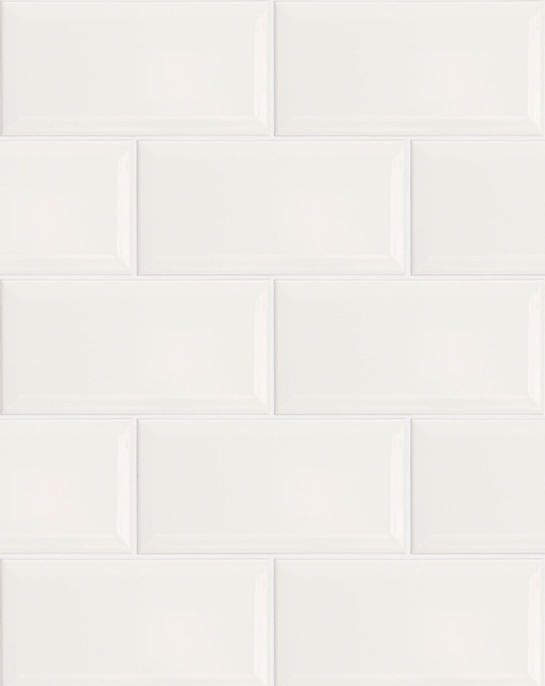 White Brick Look Tile Metro White Wall Tiles 4335 Fistor Dr Pinterest