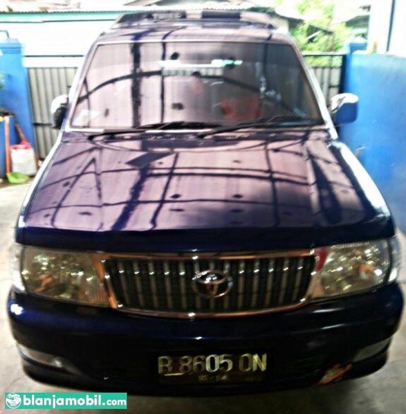 Dijual Toyota Kijang Lgx Efi 1 8 2003 Dengan Gambar Kijang