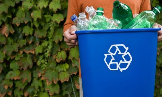 Image result for recycling in action