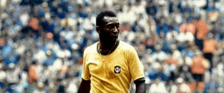 Pelé 1970 World Cup