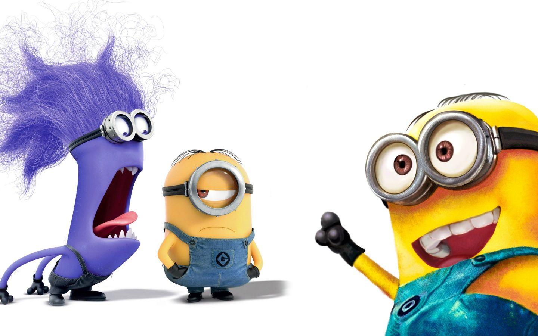 Evil Minions Wallpaper HD Picture Movie