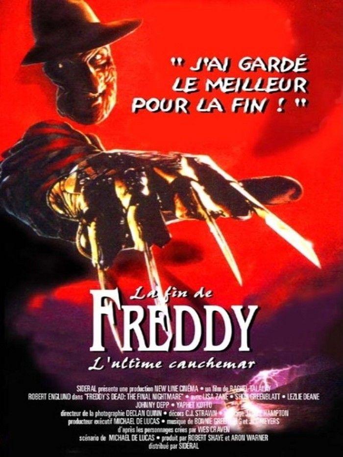 La fin de Freddy - L'ultime cauchemar - 08-01-1992