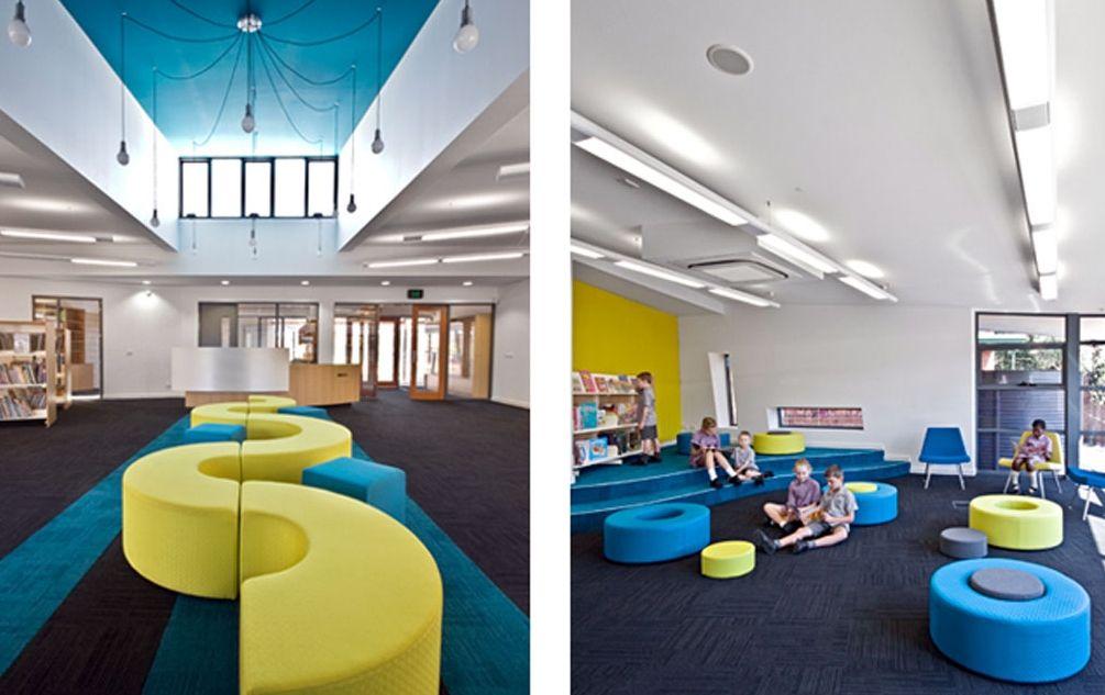 Colorful School Interior Pics Ideas Pimp My Zavo
