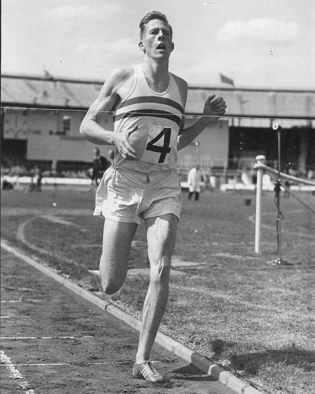 13 Roger Bannister Ran The First 4 Minute Mile In 3 border=