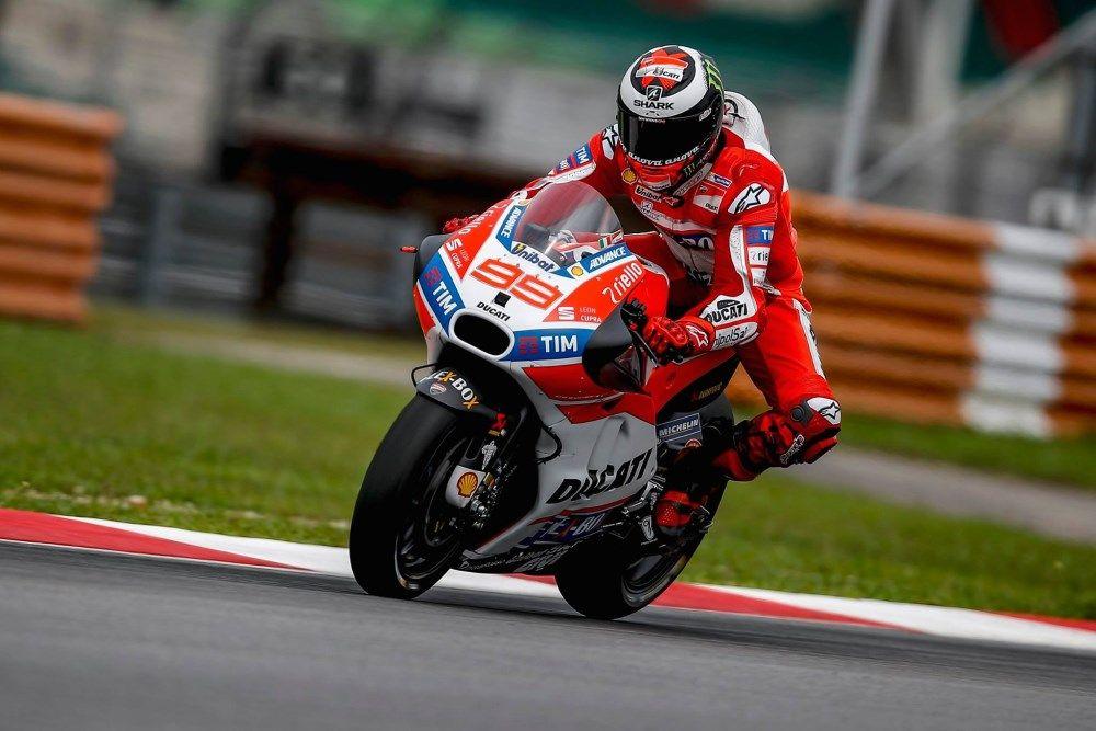 MotoGP: Jorge Lorenzo satisfeito com o 2º dia de testes