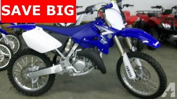 Yamaha Dirt Bikes For Sale 2010 Yamaha Michigan Yz 125 Dirt