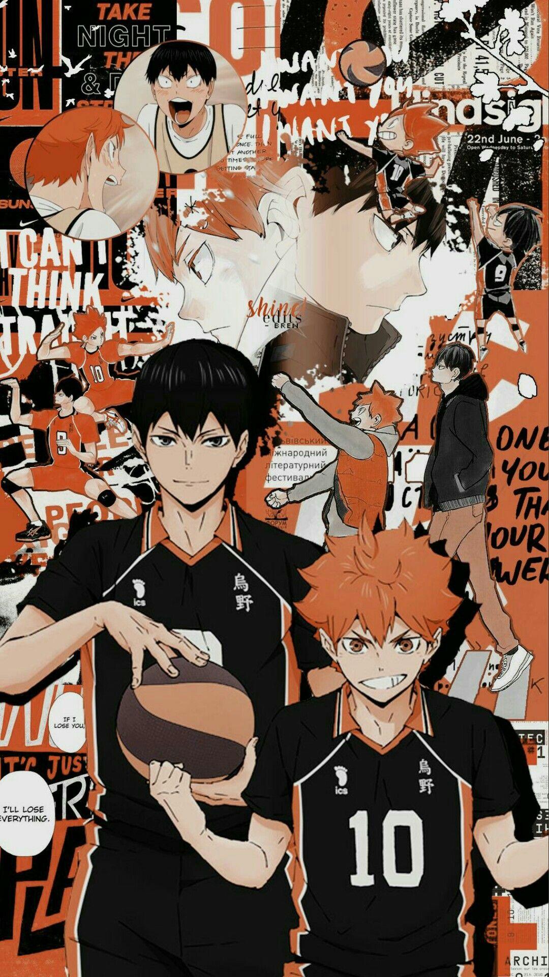 Idea by Tia Ledvina on Anime ️ Haikyuu anime