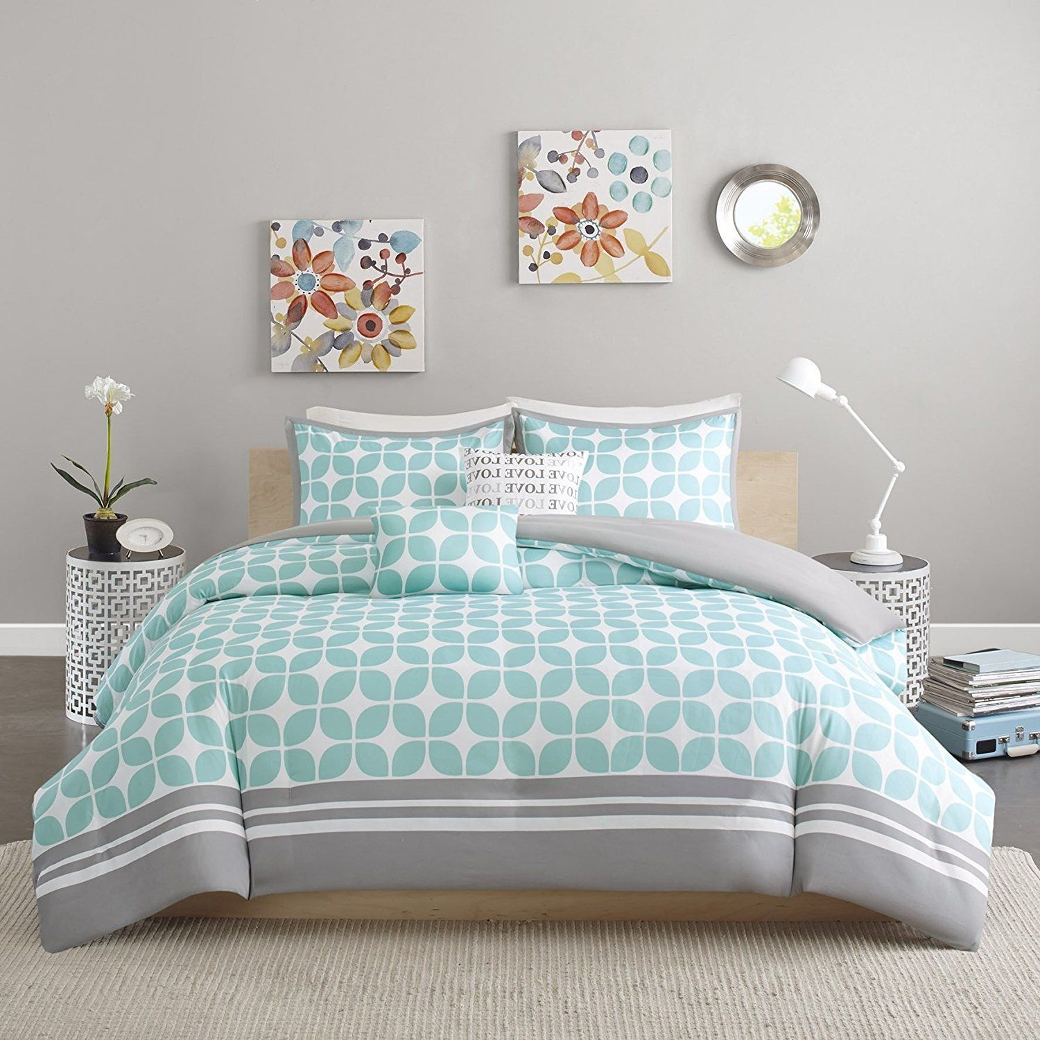 for picture teal grey beauty curtains with matching white com all bedding sets unbelievable wonderful dollclique org chevron blue designs modern home boatylicious bed and ideas