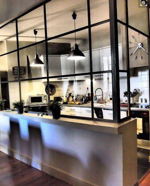 6 Tips For A Kitchen You Can Love For A Lifetime: Resultado De Imagen De Cocinas Acristaladas Al Salon (con